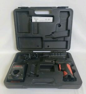 Snap On Ctb5172 Cordless Screwdriver Charger With Case Battery Missing 6300