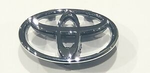 97 01 Toyota Camry Emblem Front Grille Chrome 1997 1998 1999 2000 2001
