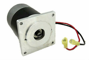 Maxxmotor 50083 Saltdogg V Box Salt Spreader Gear Box Motor With Slotted Shaft