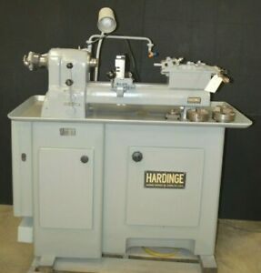Hardinge Dsm 59 Super Precision 2nd Op Lathe