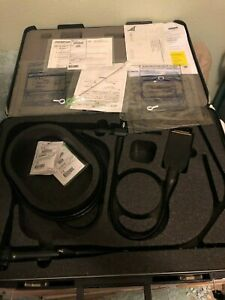 Olympus Flexible Video Hysteroscope Hyf Type V Very Good Condition