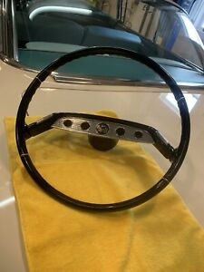 1961 Chevrolet Impala Original Steering Wheel