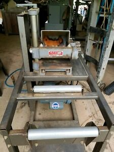 Williams And Hussey Molder planer Model W7s