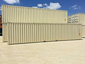40 Foot New High Cube Shipping Container Cargo Container Conex Storage