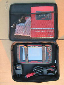 Snap on Eesc320 Solus Edge Diagnostic Scanner 16 4 excellent With Extras