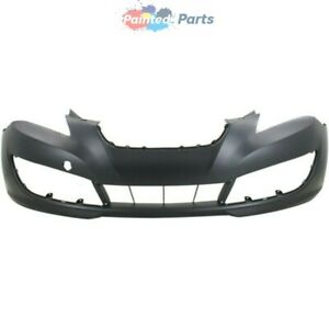 New Front Bumper For 2010 2012 Hyundai Genesis Coupe Painted To Match Hy1000180
