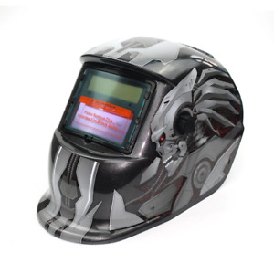 Mask Hood Solar Automatic Welding Helmet solar Power For Recharge Face Protect