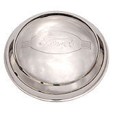 1942 Ford Hubcaps Passenger Car 1946 Pickup Stainless Steel Hubcaps Set Of 4