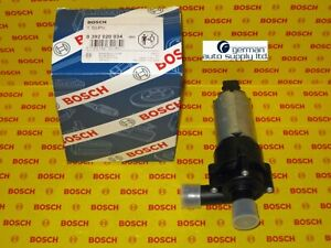 Saab Volkswagen Auxiliary Electric Water Pump Bosch 0392020034 New Oem
