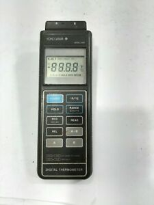 Yokogawa Model 2455 Handheld Digital Led Display Thermometer