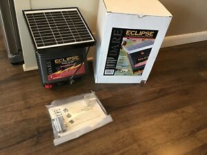 Dare Ds200 Horse Cattle Cow Electric Fence Energizer 12v Solar 50 Mile 400 Acre