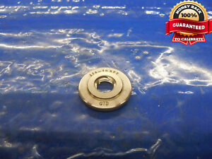 1 4 18 Npt L 1 Pipe Thread Ring Gage