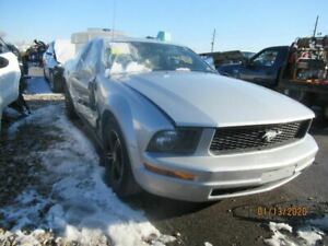 Driver Front Seat Bucket 1st Digit Of Trim Id P Fits 05 07 Mustang 2314297