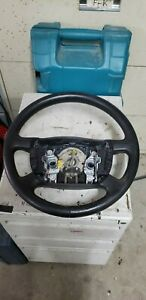Mk4 Vw Golf Gti Steering Wheel 4 Spoke Oem