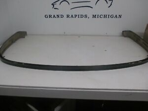 1993 2002 Chevy Camaro Rs Z28 Rear Valence Ground Effect Oem Gm Black 11