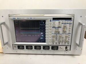 Lecroy Waverunner Lt344l 4 Channel 500mhz 500ms s Dso Oscilloscope