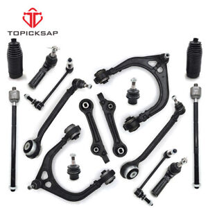 For 11 17 Dodge Charger Challenger 300 Front 16 Pc Control Arms Suspension Kit