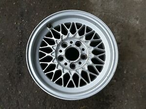 Bmw E32 E34 Styling 5 Spare Wheel Spare Tyre All Bbs 1179774 7jx15 H2 Kba 41480
