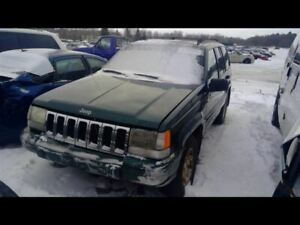 Automatic Transmission 4 0l 6 242 4wd Fits 98 Grand Cherokee 117766