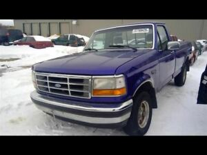 Automatic Transmission 4wd 4r70w Aode w Fits 94 95 Ford F150 Pickup 118237