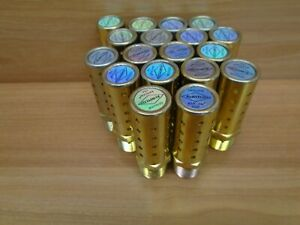 Lot Of 18 Alwitco Bantam 1 2 In Muffler Nos Silencers