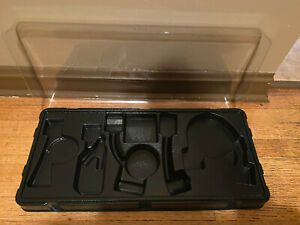 Snapon Tool Box Plastic Tray With Clear Lid For European Adapter Kit Eesp328euc