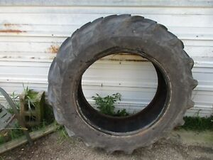 Used Tractor Rear Tire Firestone 12 4 28 11 28 4ply Rating