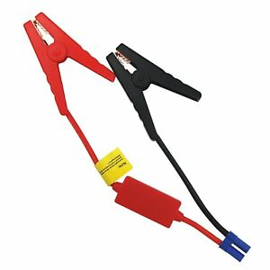Jumper Cable Ec5 Connector Alligator Clamp Booster Battery For Car Jump Starters