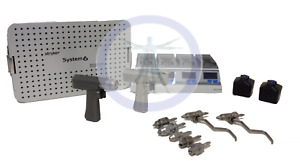 Stryker System 6 Set With 6203 Drill 6208 Sagittal Saw with 3 Month Warranty