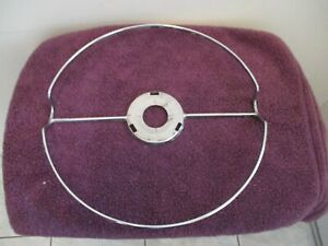 1949 50 51 Mercury Oem Horn Ring In Very Good Used Condition