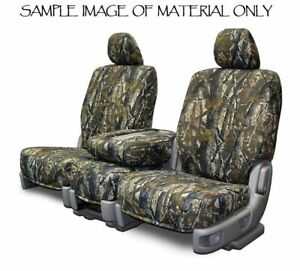 Custom Fit Camo Seat Covers For 2005 2015 Toyota Tacoma Trd Only