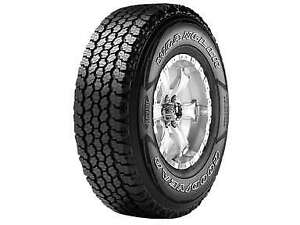 4 New Lt285 70r17 Goodyear Wrangler A t Adventure W kevla Load Range E Tires 285