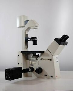 Leica Inverted Phase Contrast Microscope Dm irb