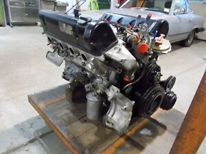 1986 Mercedes R107 560sl Engine Motor M117 Previously Rebuilt Local Pickup Only