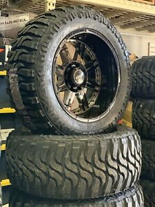 37 13 5 22 X12 Sota Off Road Wheels Tires Package Like New