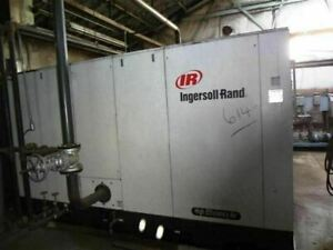 Ingersoll Rand Ssr epe300 2s 300 Hp Air Compressor