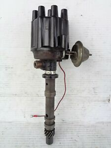 Original Gm 1972 Chevrolet Corvette 350 255hp Lt1 Distributor 1112101 Dated 1h2