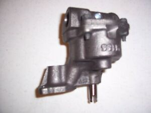 New 601 8146 Clevite Oil Pump Small Block Chevy 4 3 262 5 0 305 5 7 350