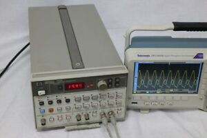 Hp 3314a 001 20mhz 30v Function Generator