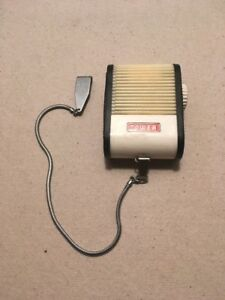 Tower Cine Light Meter Tested Made In Germany By Gossen
