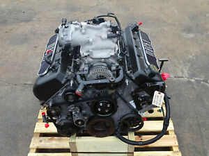 03 04 Ford Mustang Mach 1 4 6l Dohc Engine Assembly Good Used Take Out