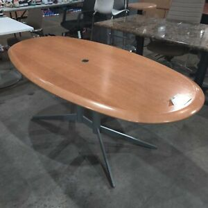 Eagle Oval Conference Table