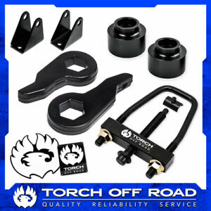 3 Front 2 Rear Lift Kit For 2003 2010 Hummer H2 4x4 4wd Shock Extenders Tool
