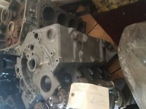 Chevrolet 350 Vortec 4 Bolt Main Block