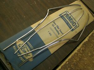 Nos Oem Ford 1966 1969 Falcon Accessory 4 Door Edge Guards Trim 1967 1968 Wagon