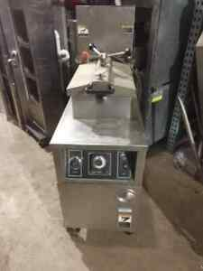 Bki Pressure Fryer With Filtration