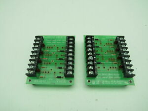 Potter Brumfield 2i0 4b Solid State Relay Module Board Lot Of 2