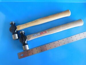 Used Blue Point 16 Oz Ball Peen Hammers lot Of 2 Part s bp16b