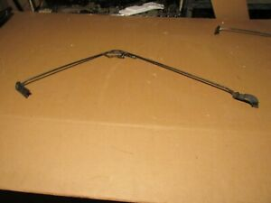 89 94 Geo Tracker Suzuki Sidekick Rh pass Side Soft Top Bar Trim