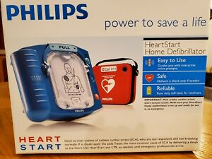Philips Heartstart Home Defibrillator brand New Sealed Unopened Box
